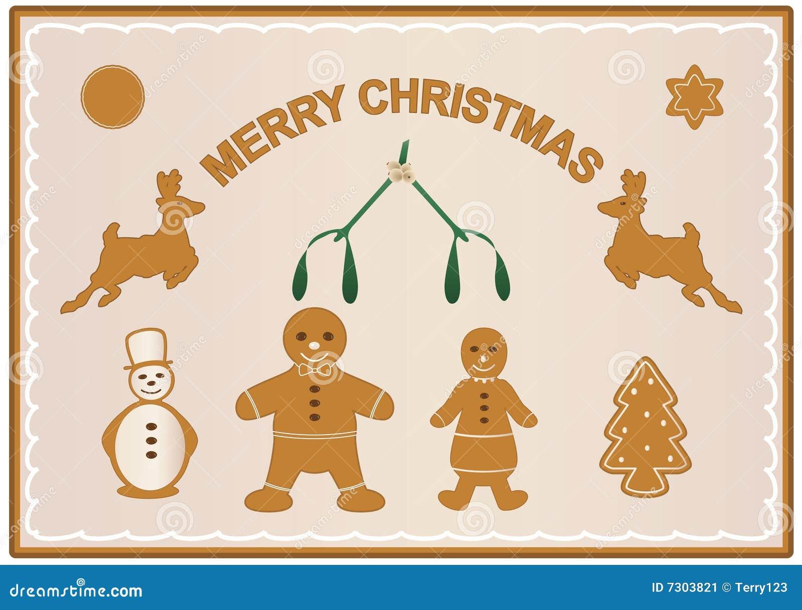 Natale del pan di zenzero