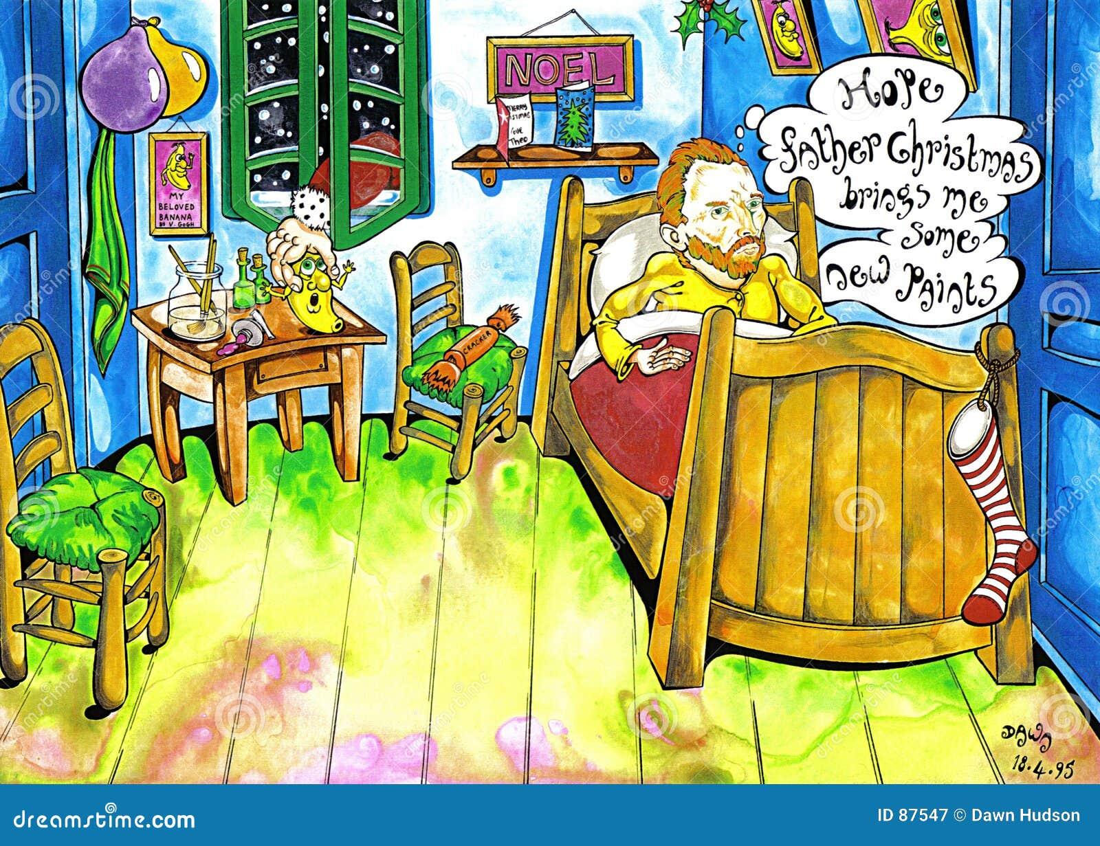arte-blog: vincent van gogh. van gogh, la camera di arles vista da ...