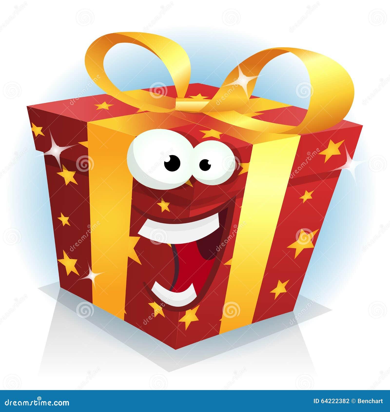Favorito Natale E Carattere Del Contenitore Di Regalo Di Compleanno  AC94