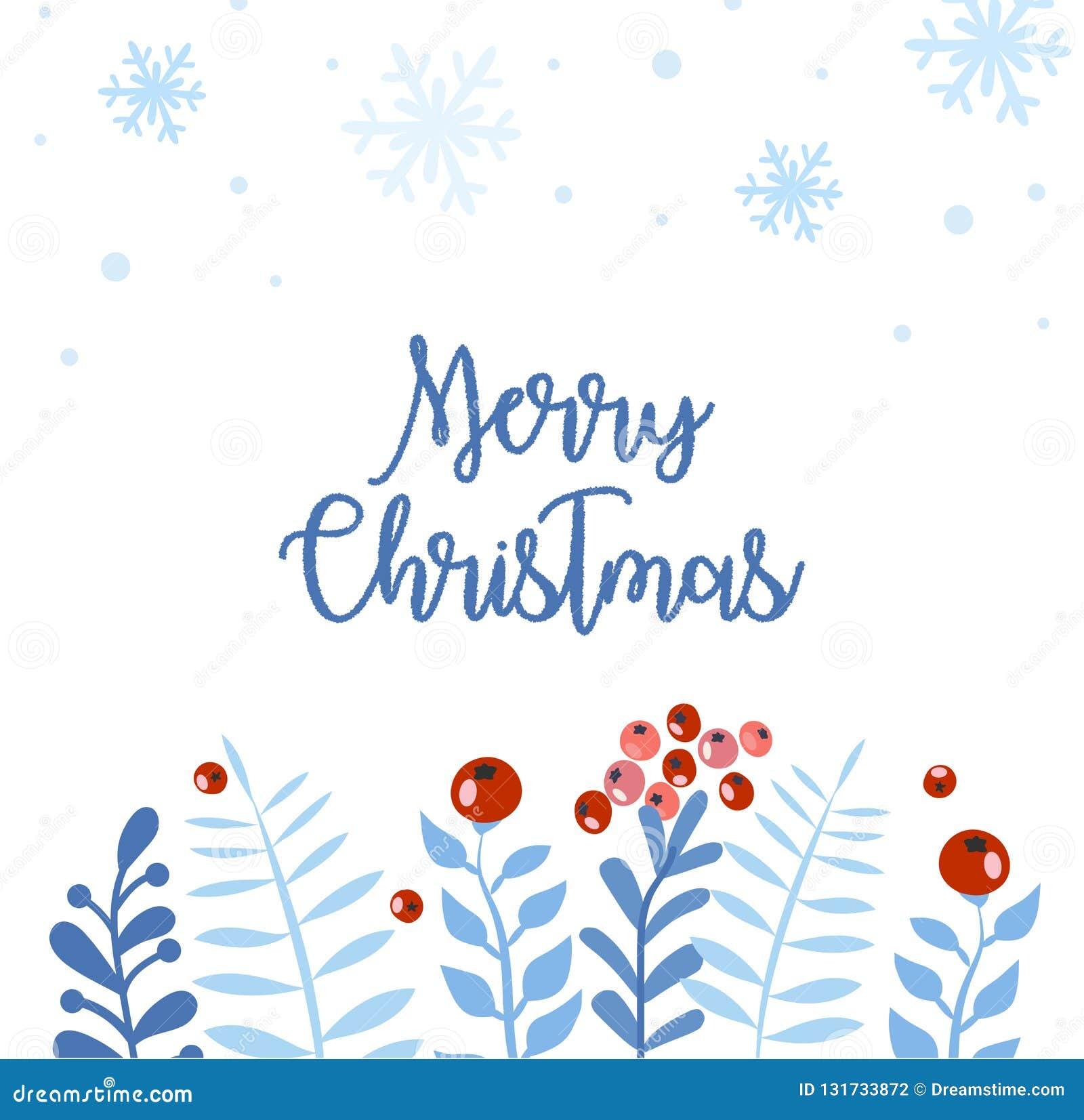Natale ed elemento del nuovo anno, manifesto per la vostra progettazione