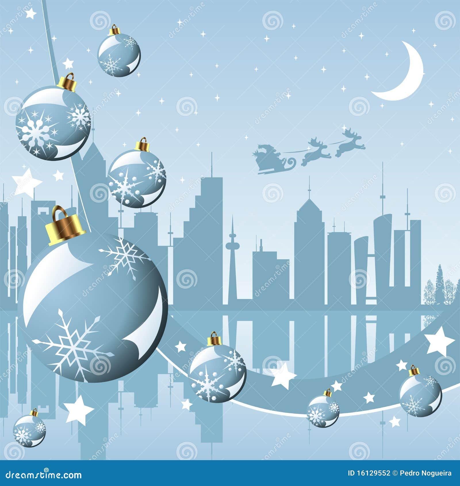 Natale nella città