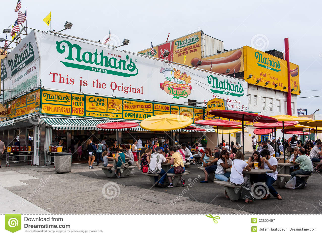Coney Island Web Design