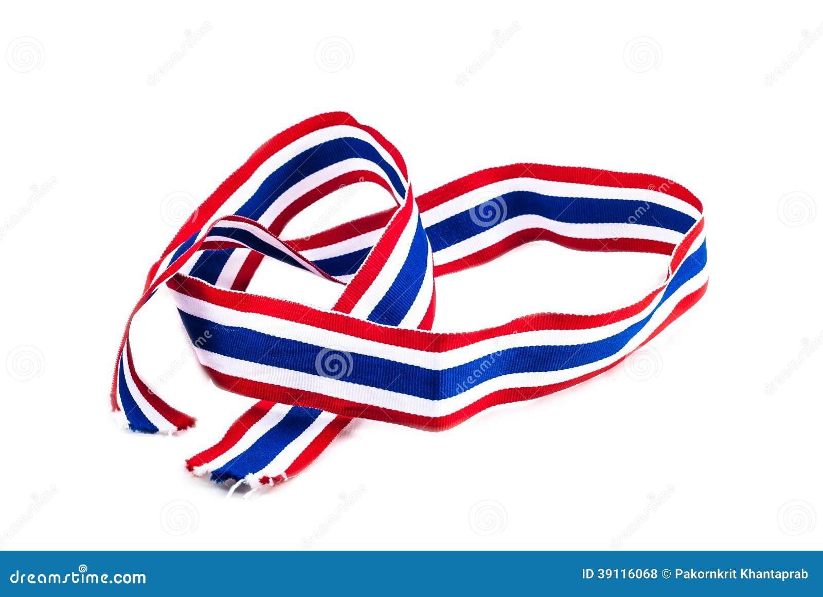 Nationaal de Vlaglint van Thailand
