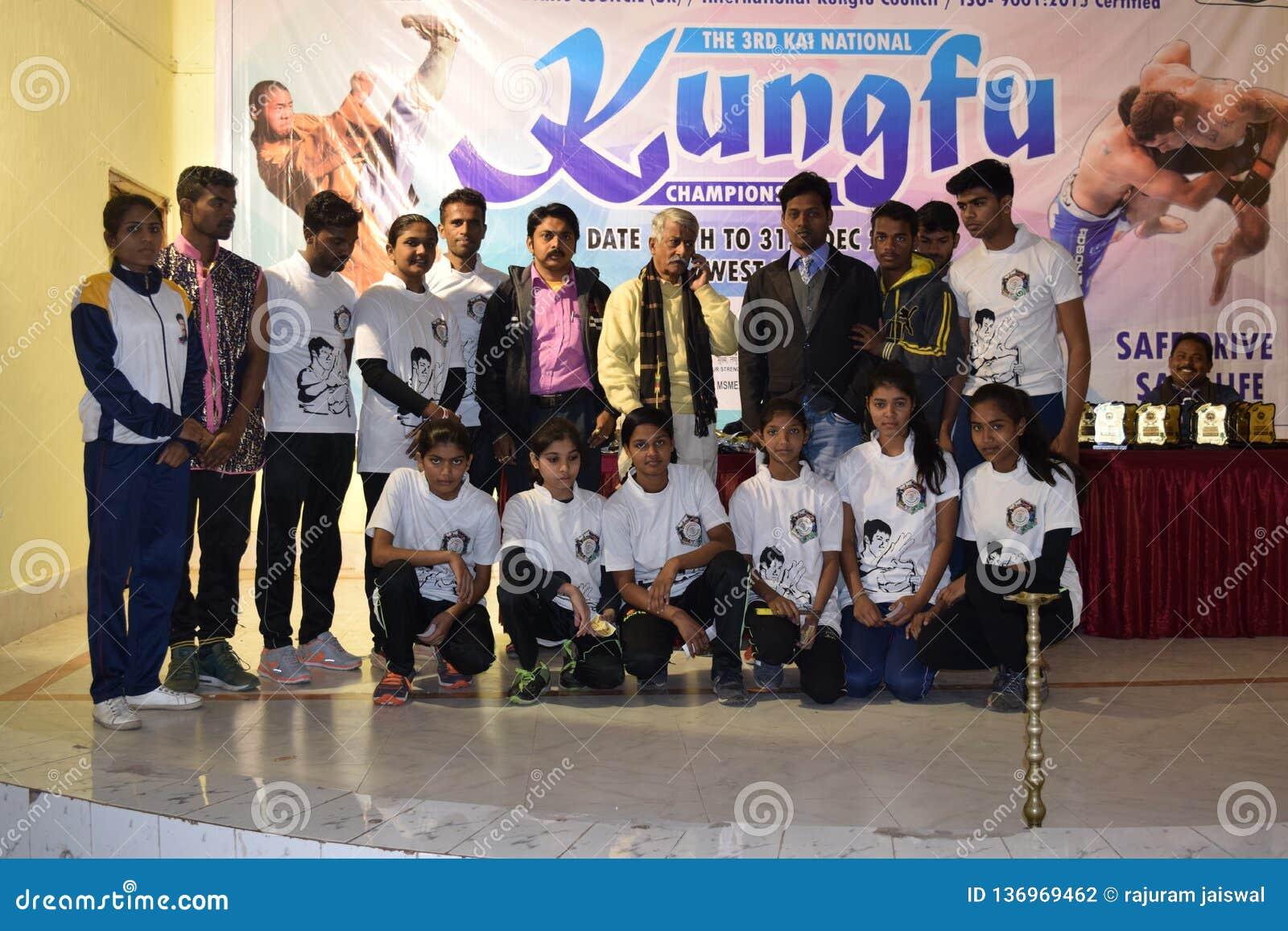 Nationaal kungfukampioenschap