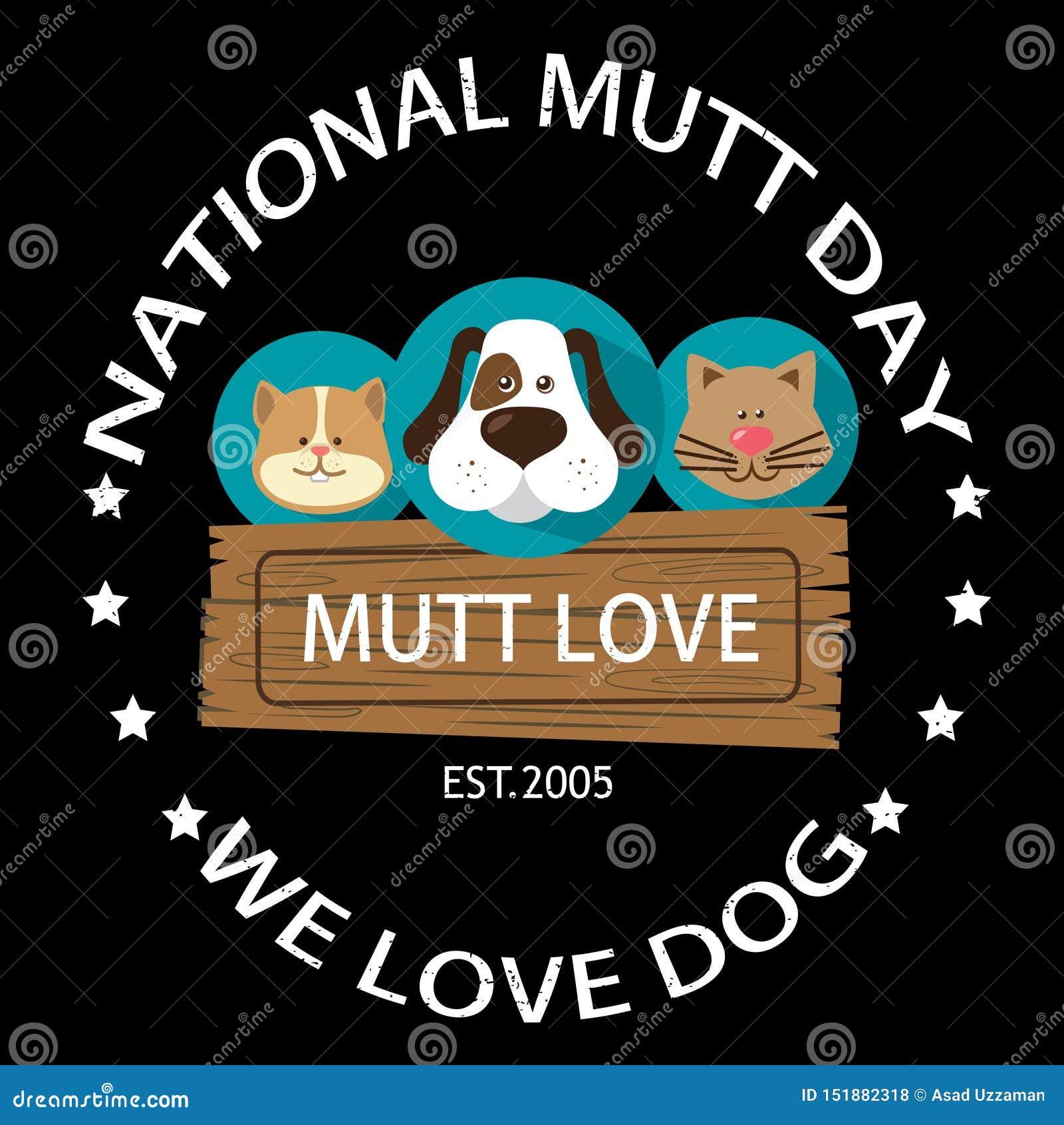 Nationaal Mutt Day