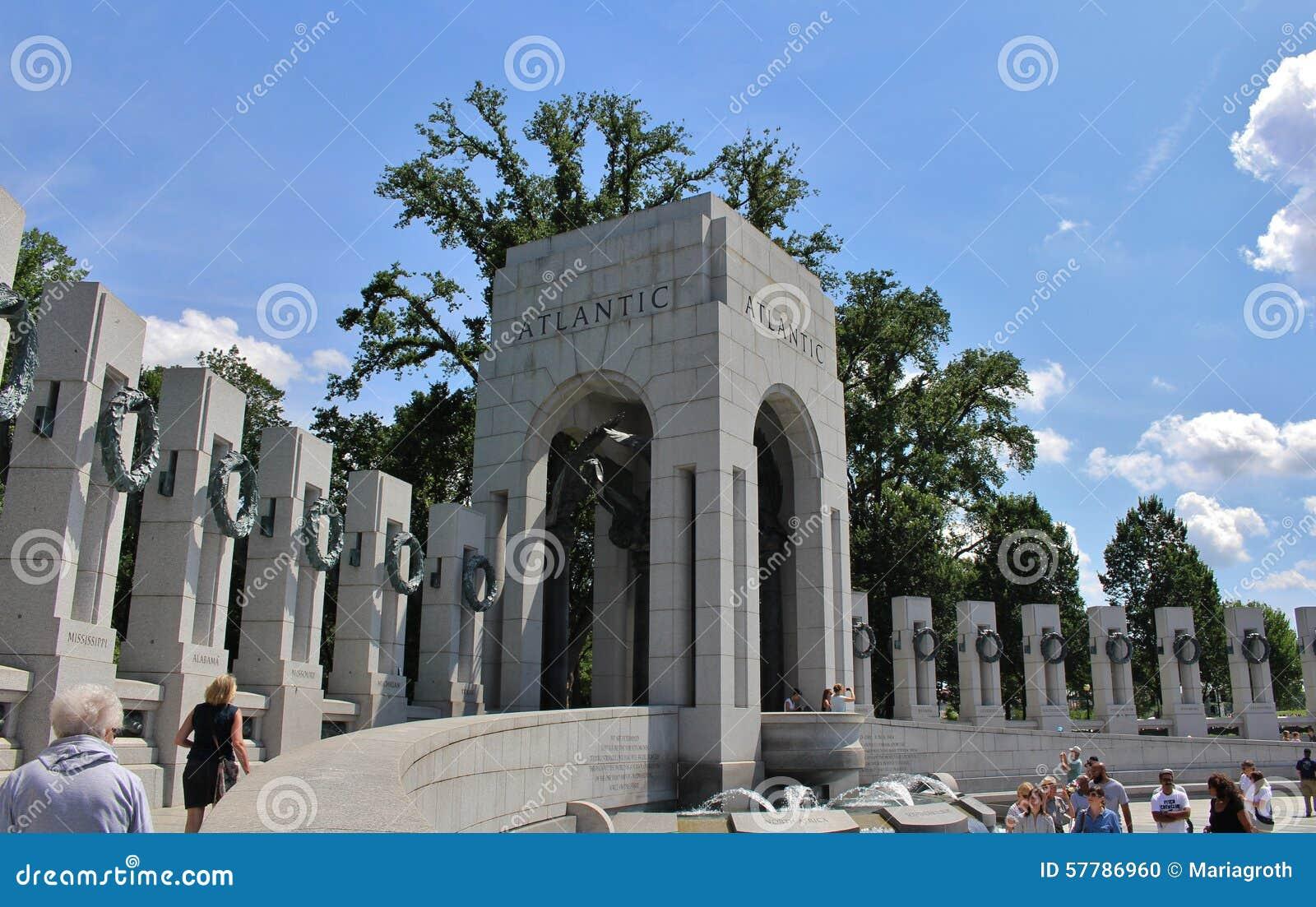 Nationaal Wereldoorlog IIgedenkteken, Washington DC