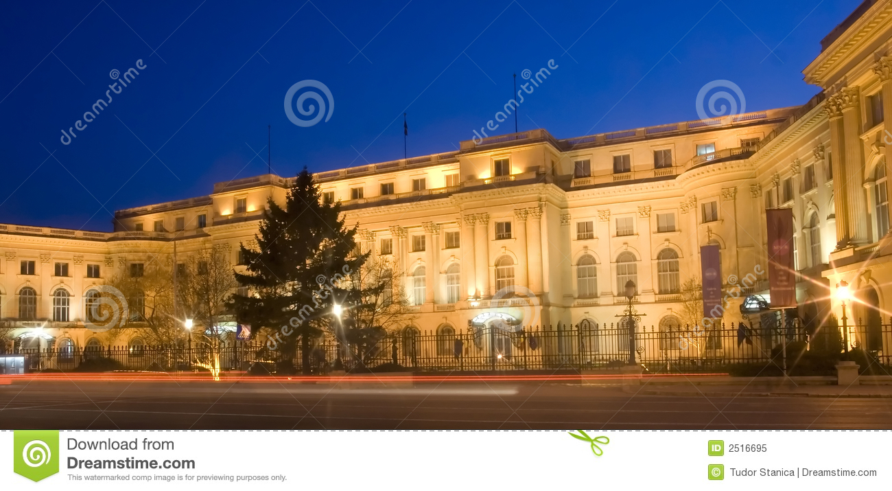National Art Museum Royalty Free Stock Photo - Image: 2516695