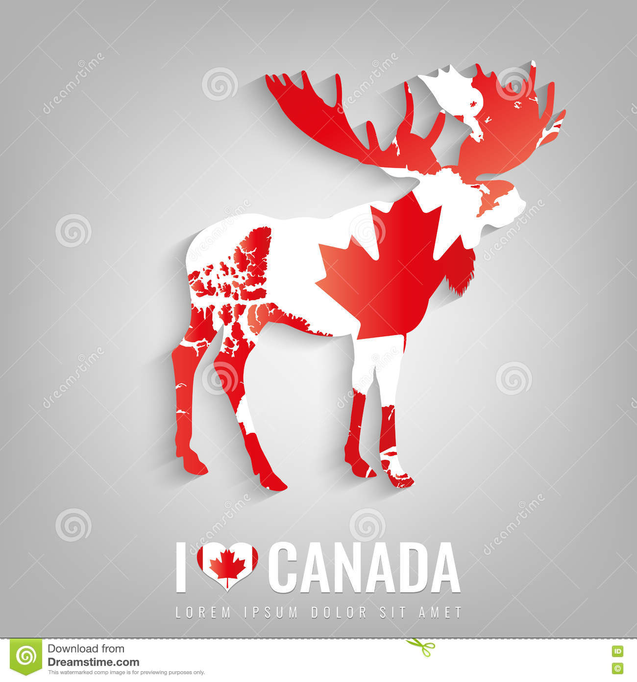 Canada Location On The North America Map Map Of America And - Canada north america map
