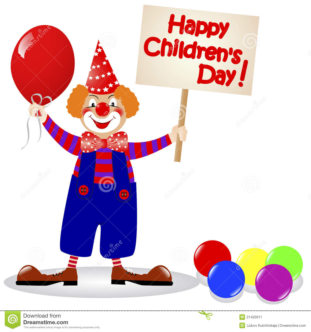 National Children's Day. Stock Image - Image: 21420011
