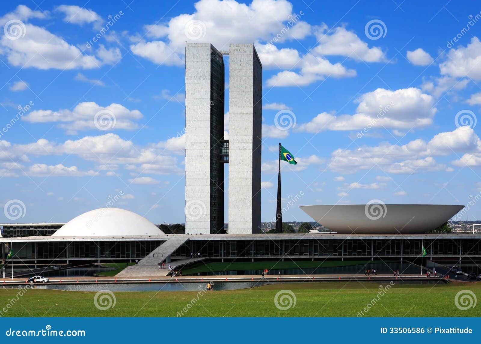 City plan Brasilia City Brazil