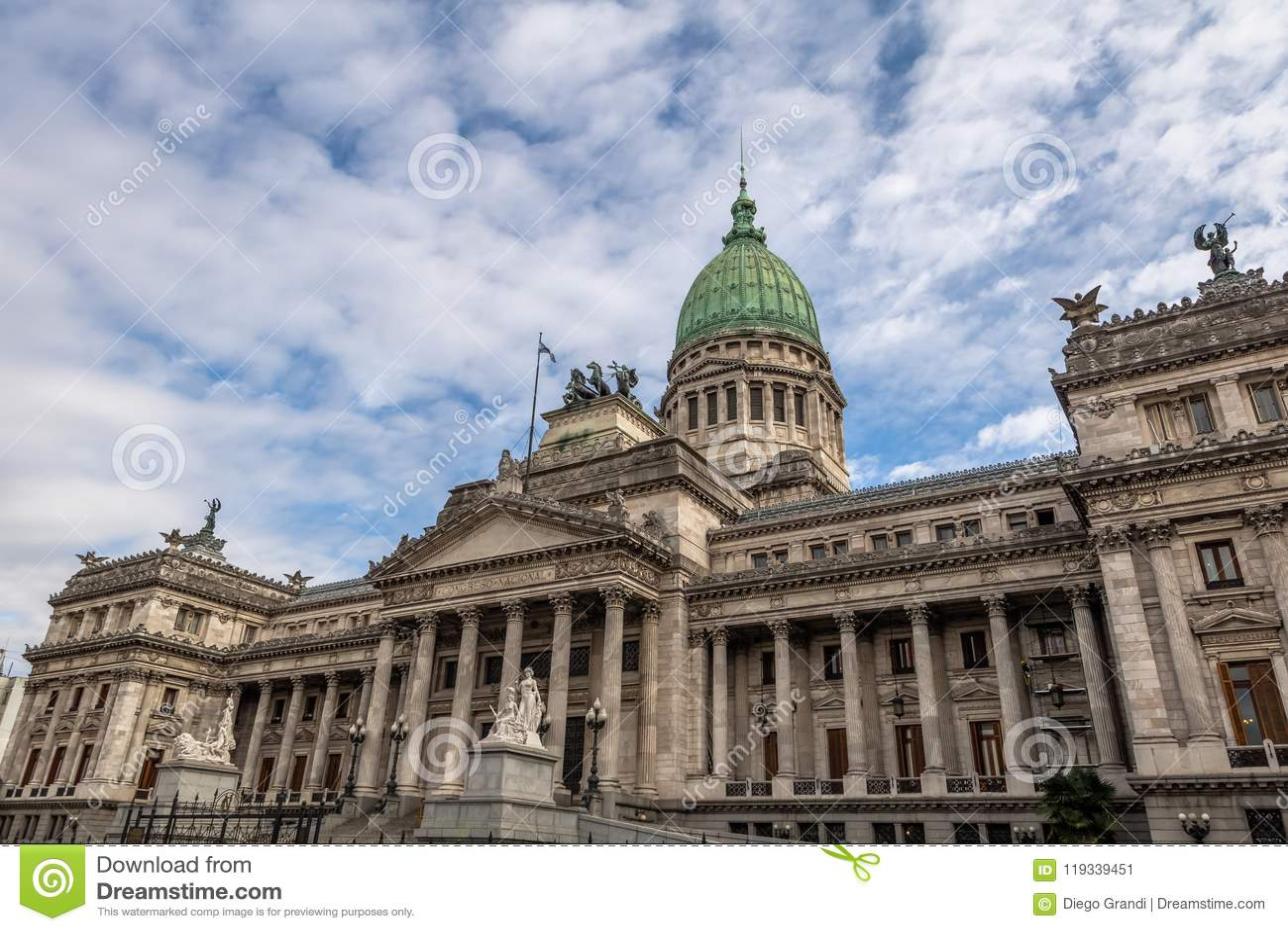National Congress - Buenos Aires, Argentina