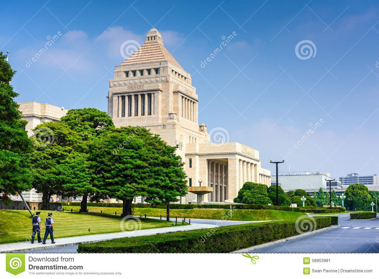 Category:National Diet Building