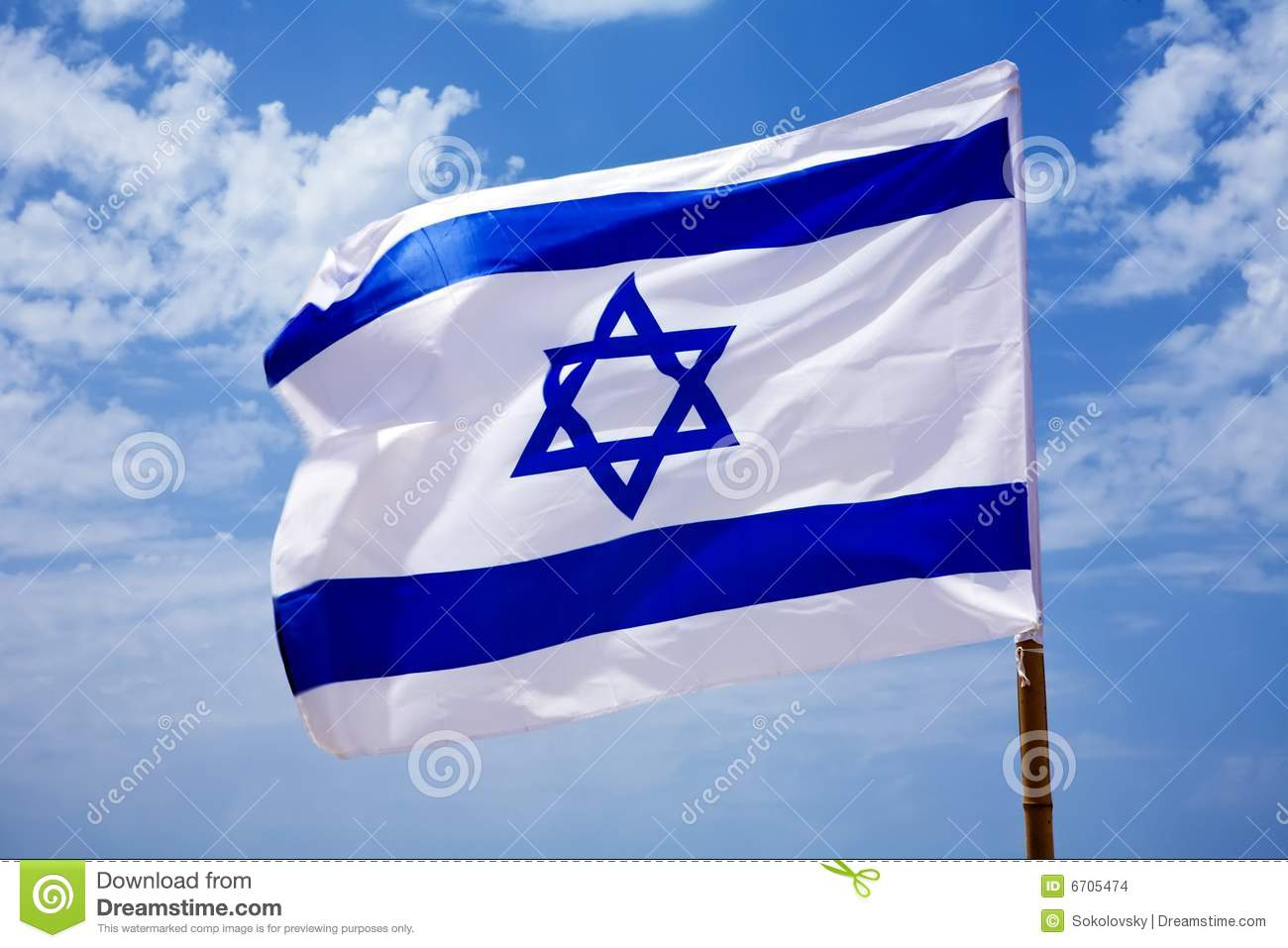 Israel's National Flag (Wallpaper) by CalebEanes on DeviantArt