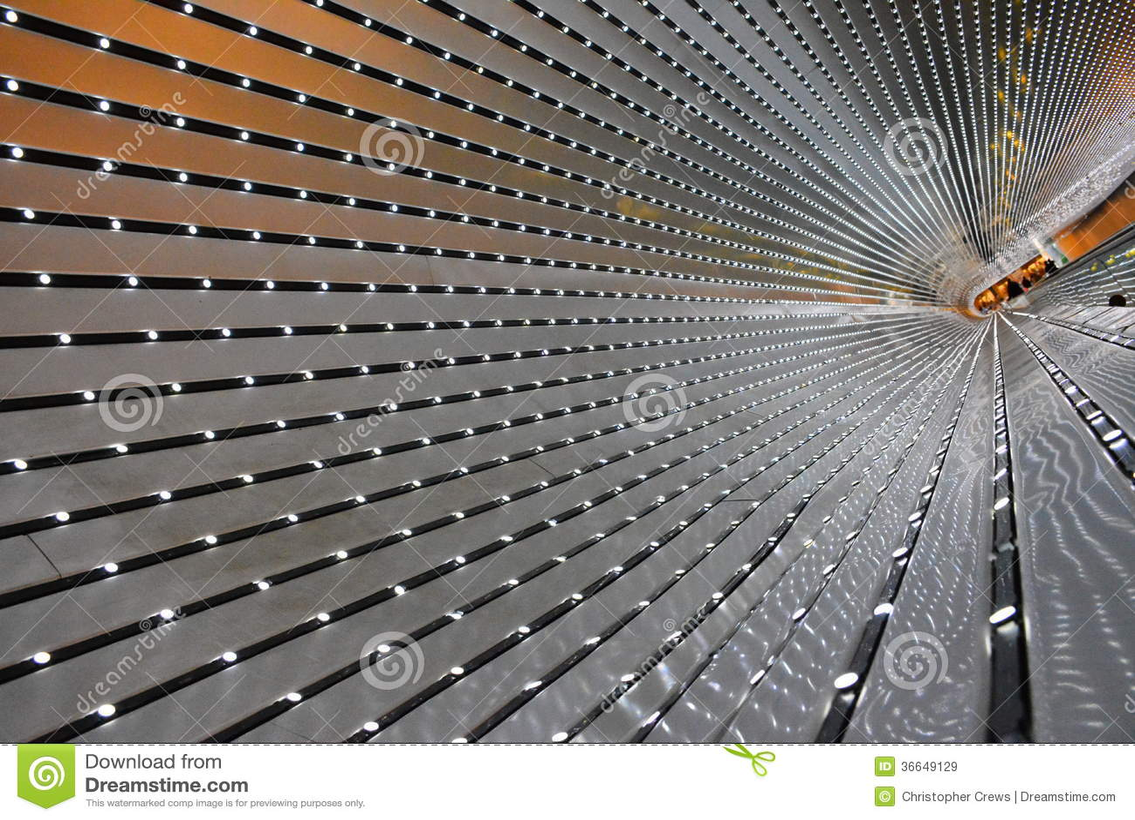 National Gallery της τέχνης, κινούμενη διάβαση πεζών.