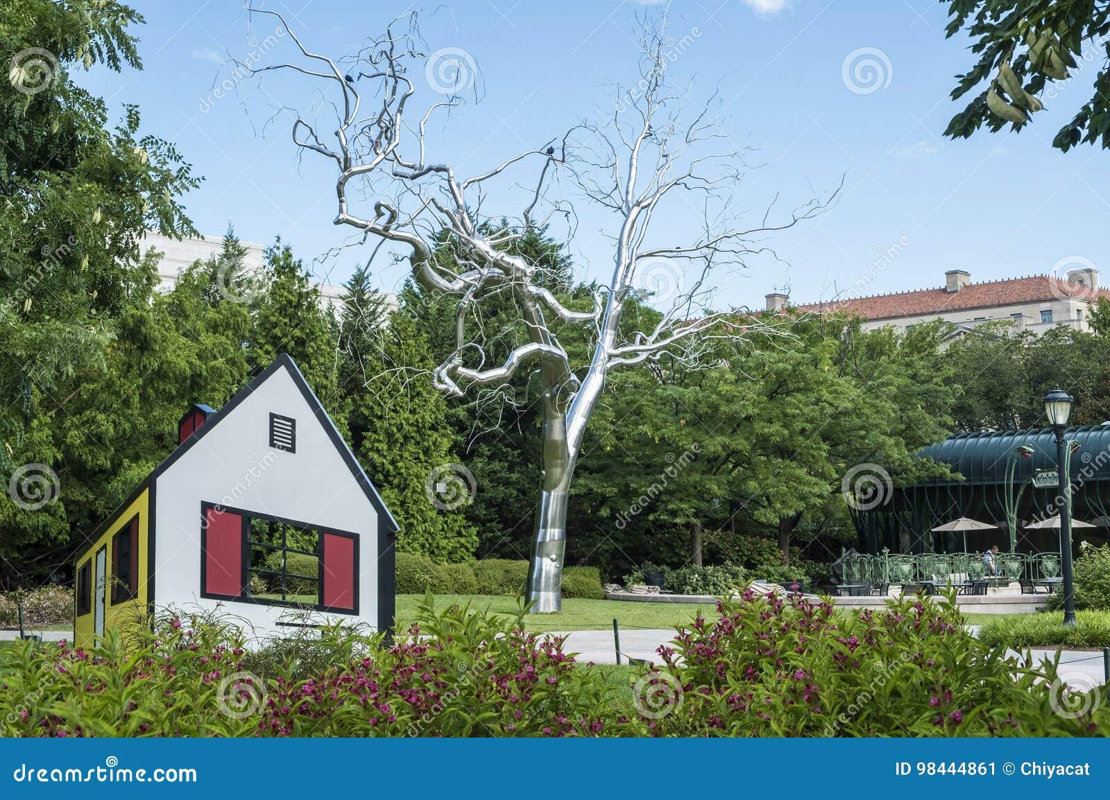 National Gallery de Art Sculpture Garden