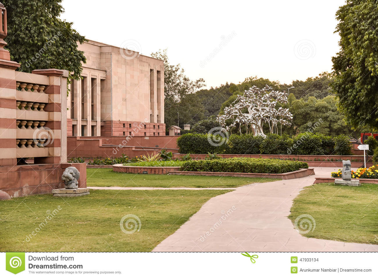 National Gallery Of Modern Art Editorial Stock Image Image