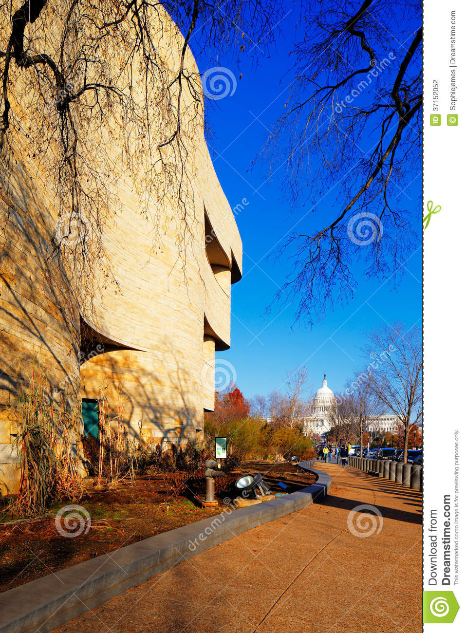 The National Museum Of The American Indian In Washington ...