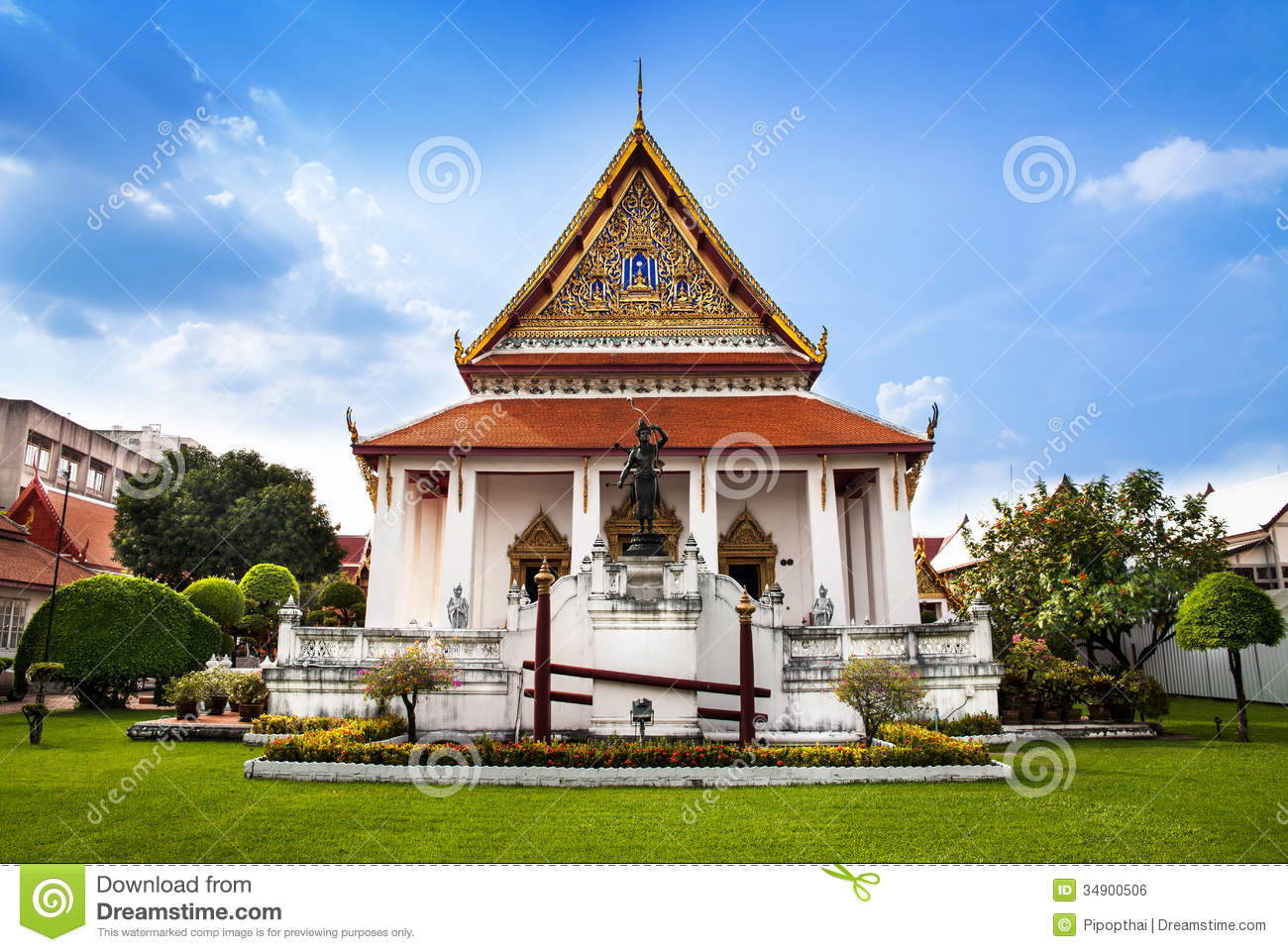 The national museum bangkok thailand stock photo for Asian houses photos