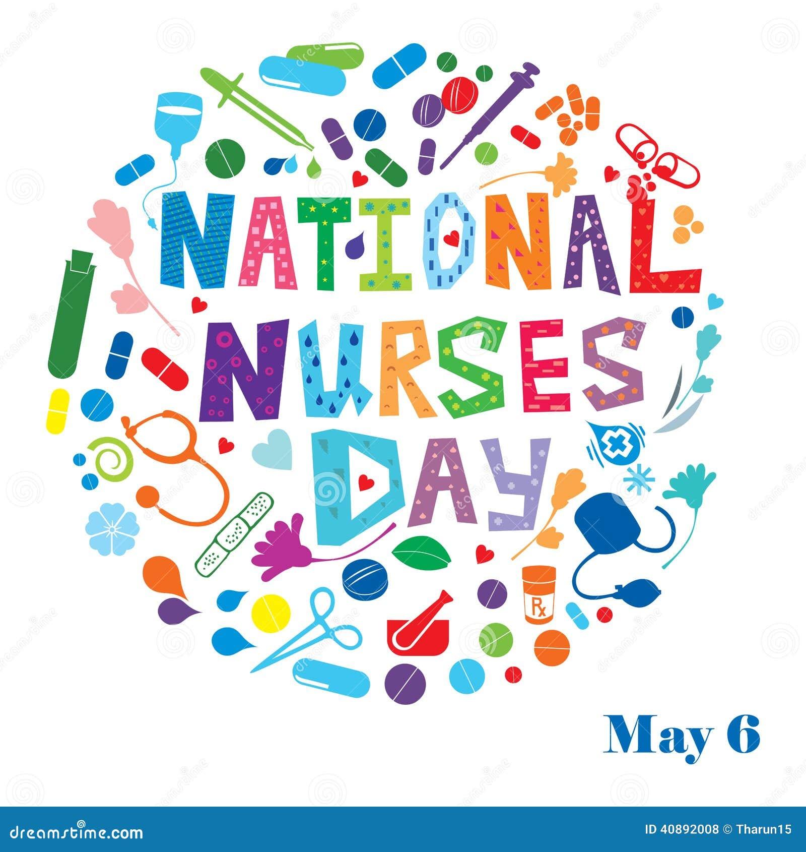 A Cute Wish On Nurses Day. Free Nurses Day eCards, Greeting Cards ...