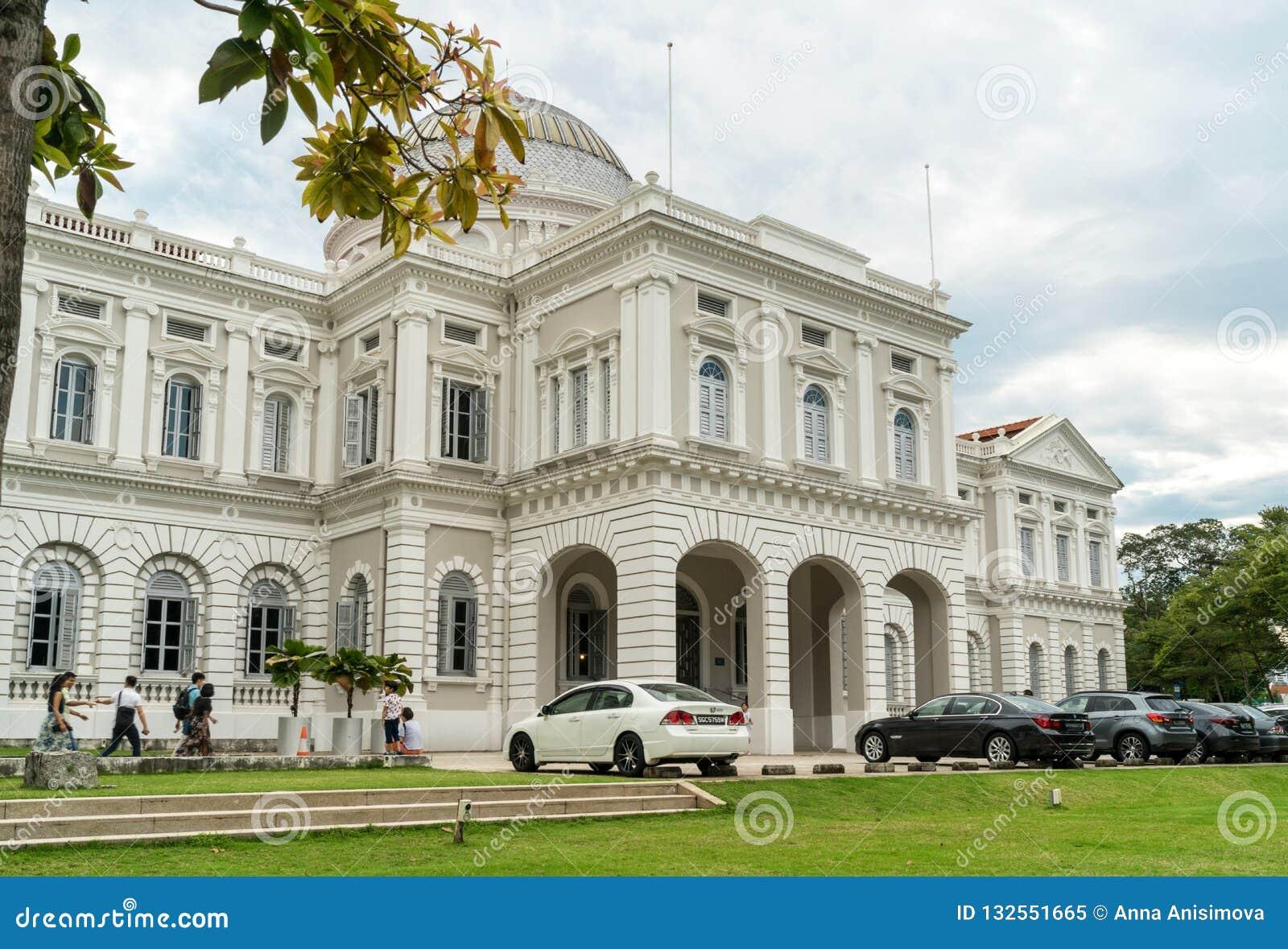 National Singapore muzeum