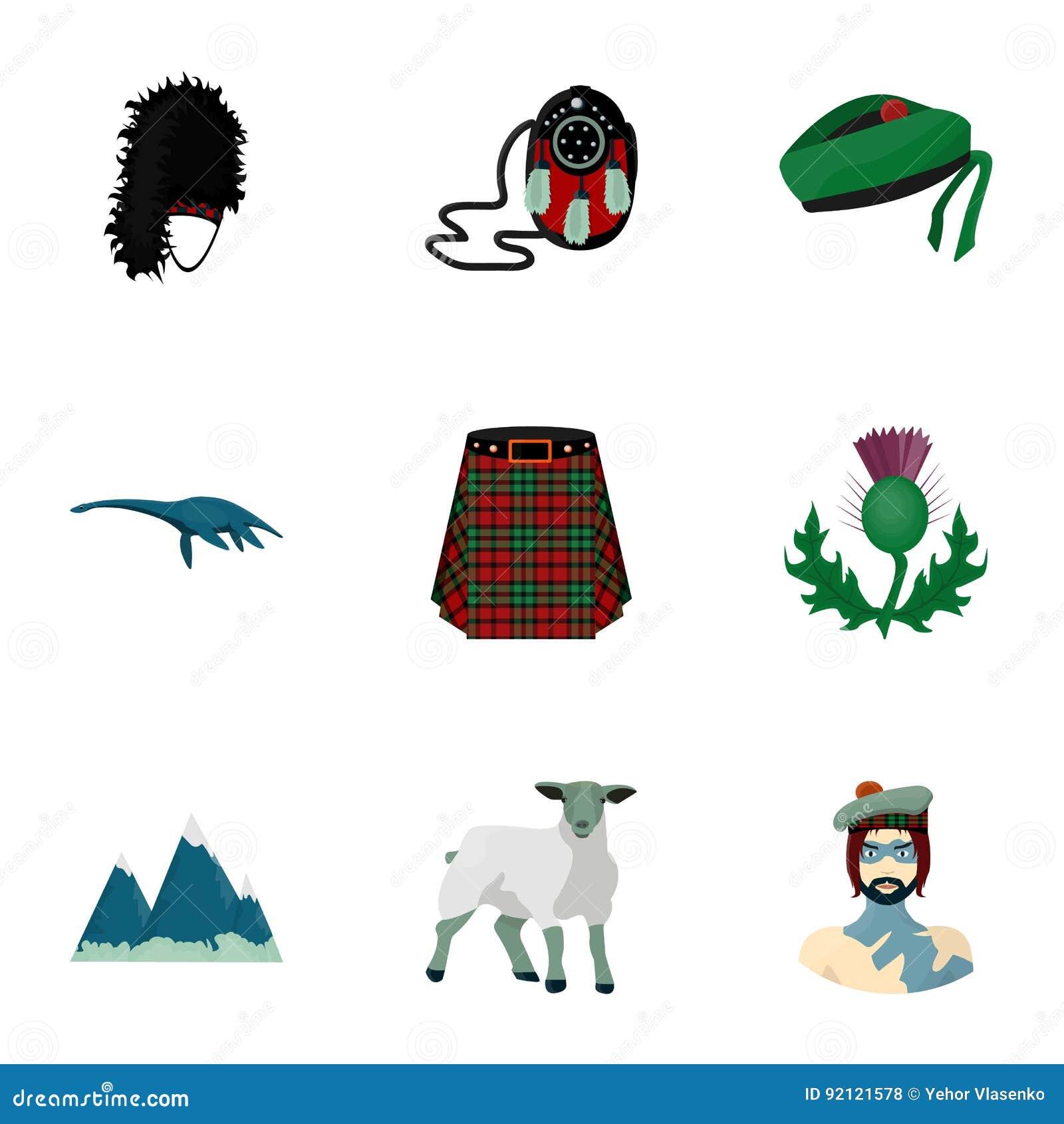 National Symbols Of Scotland Scottish Attractions Scotland Country