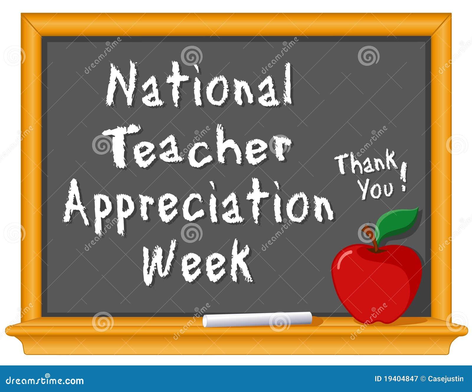 when is national teacher appreciation week   just b.CAUSE