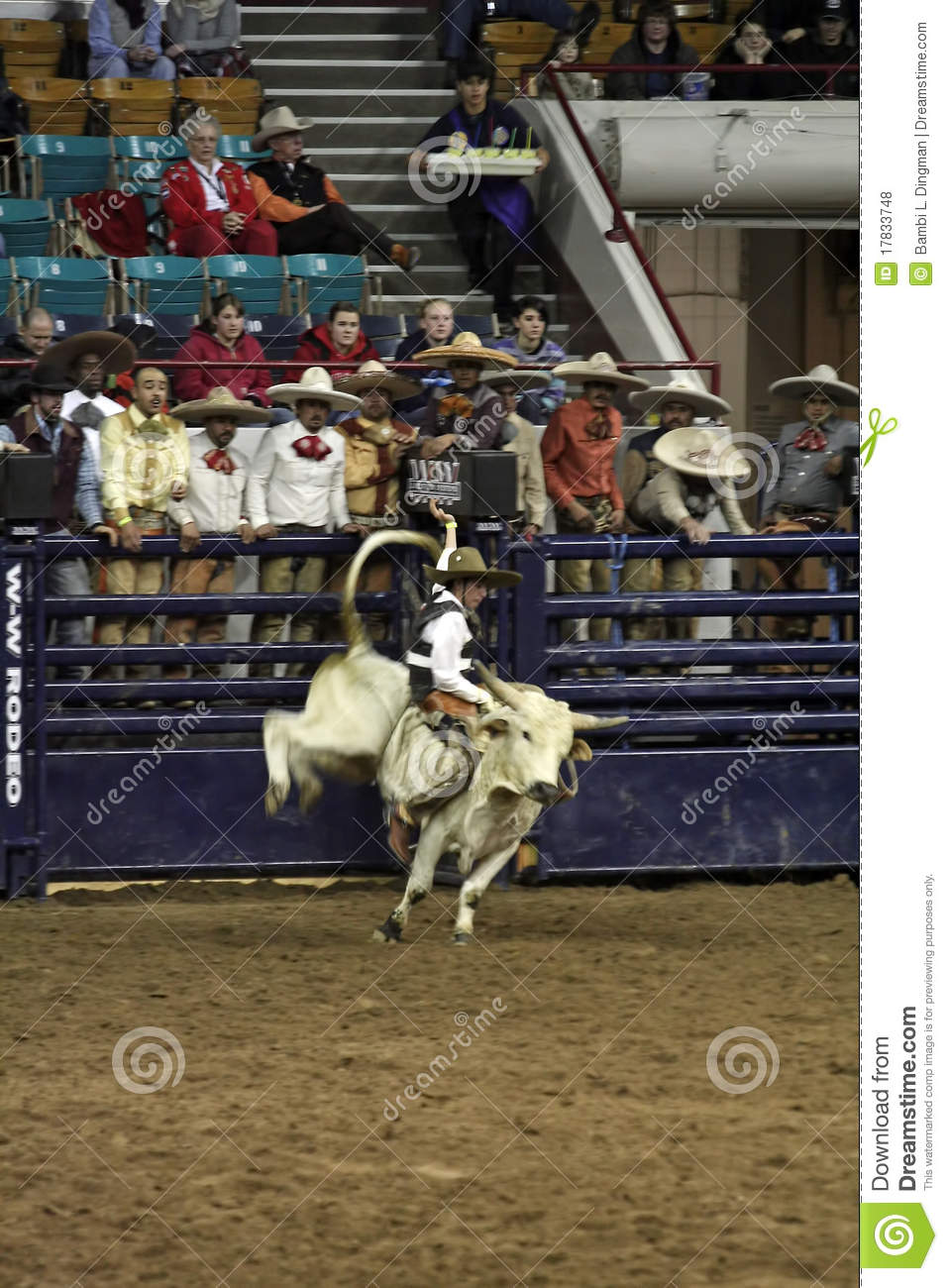 National Western Stock Show Mexican Rodeo Editorial