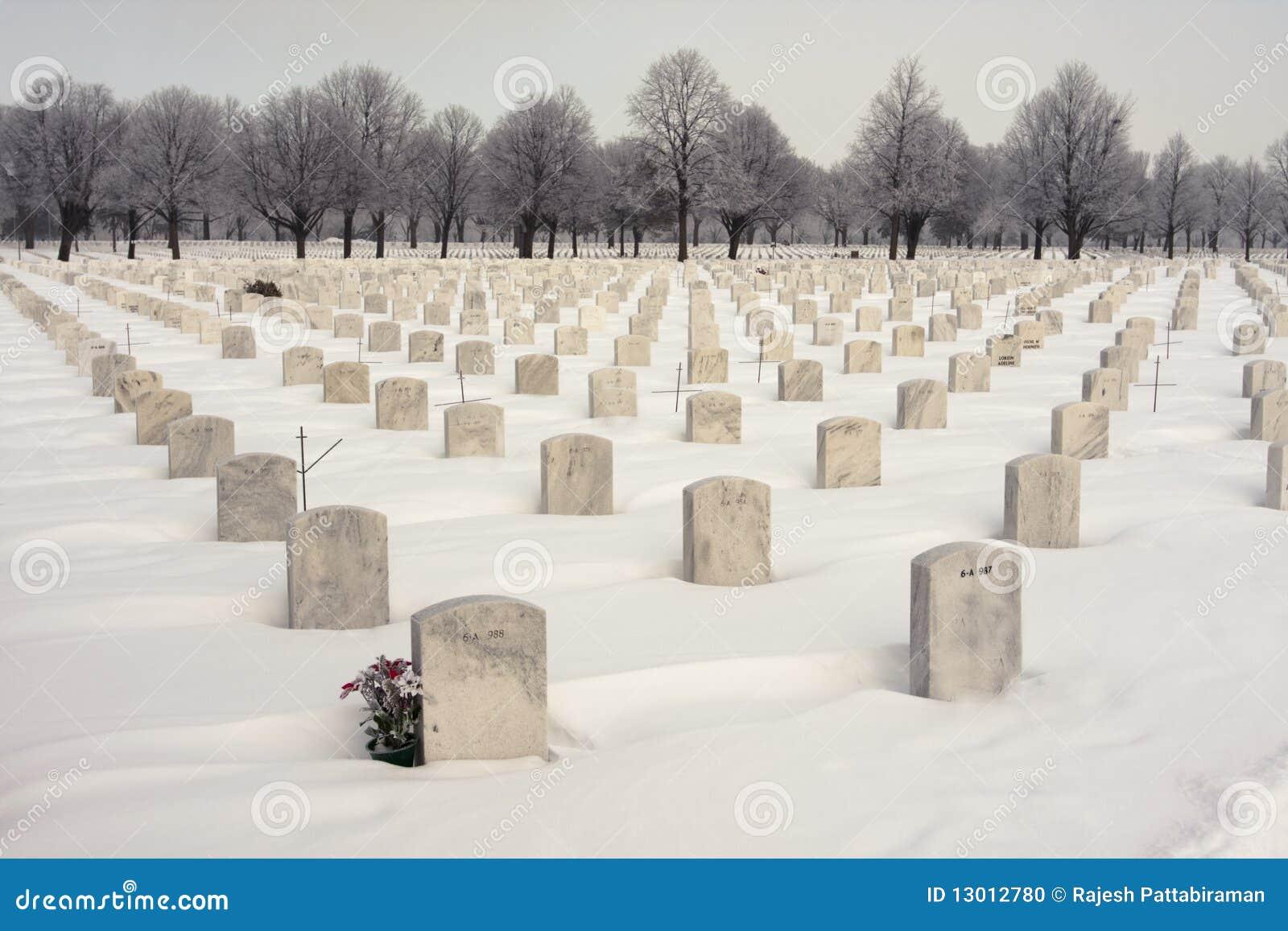 National WW2 Cemetery