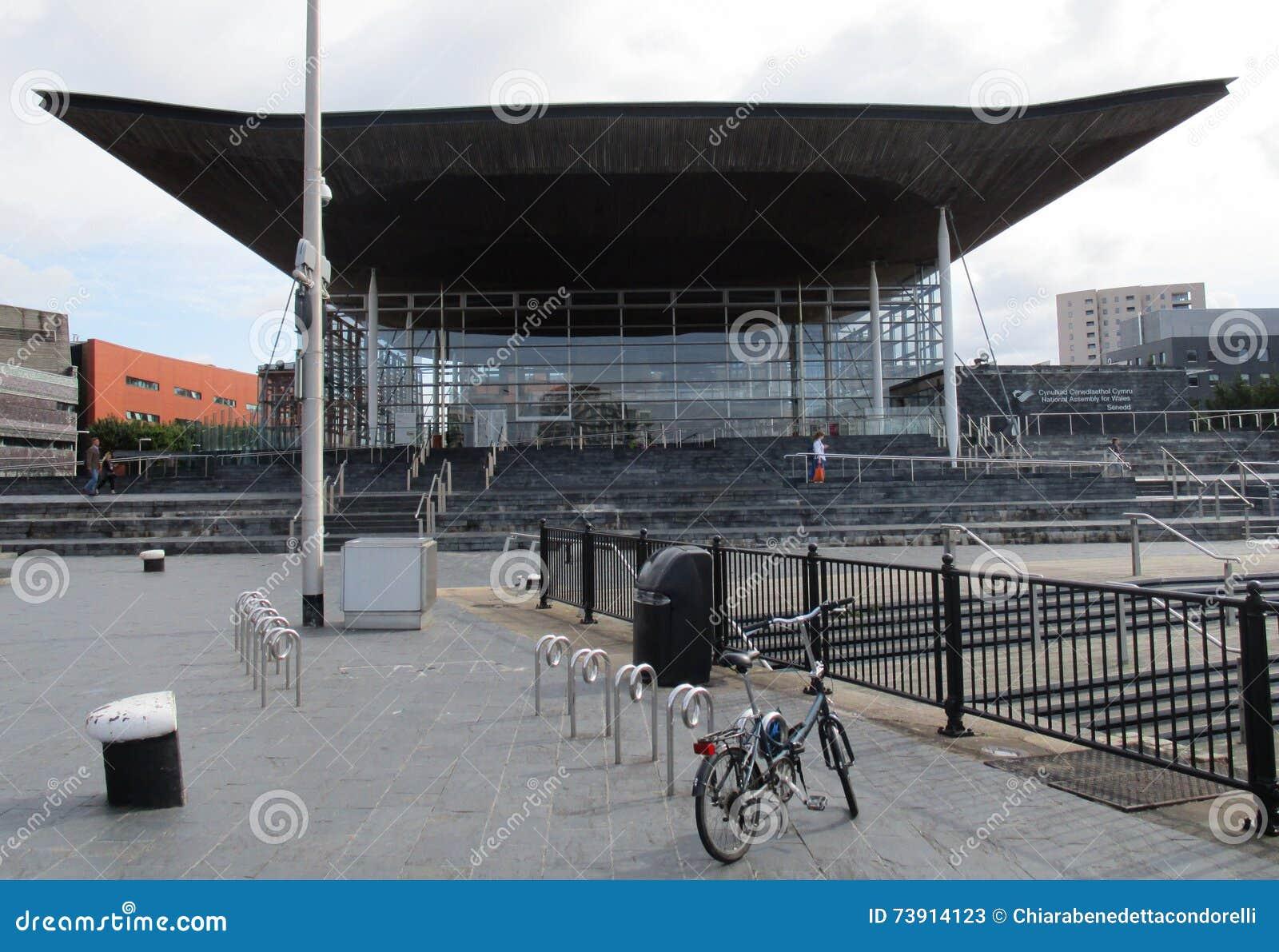 Nationale assemblee voor Wales