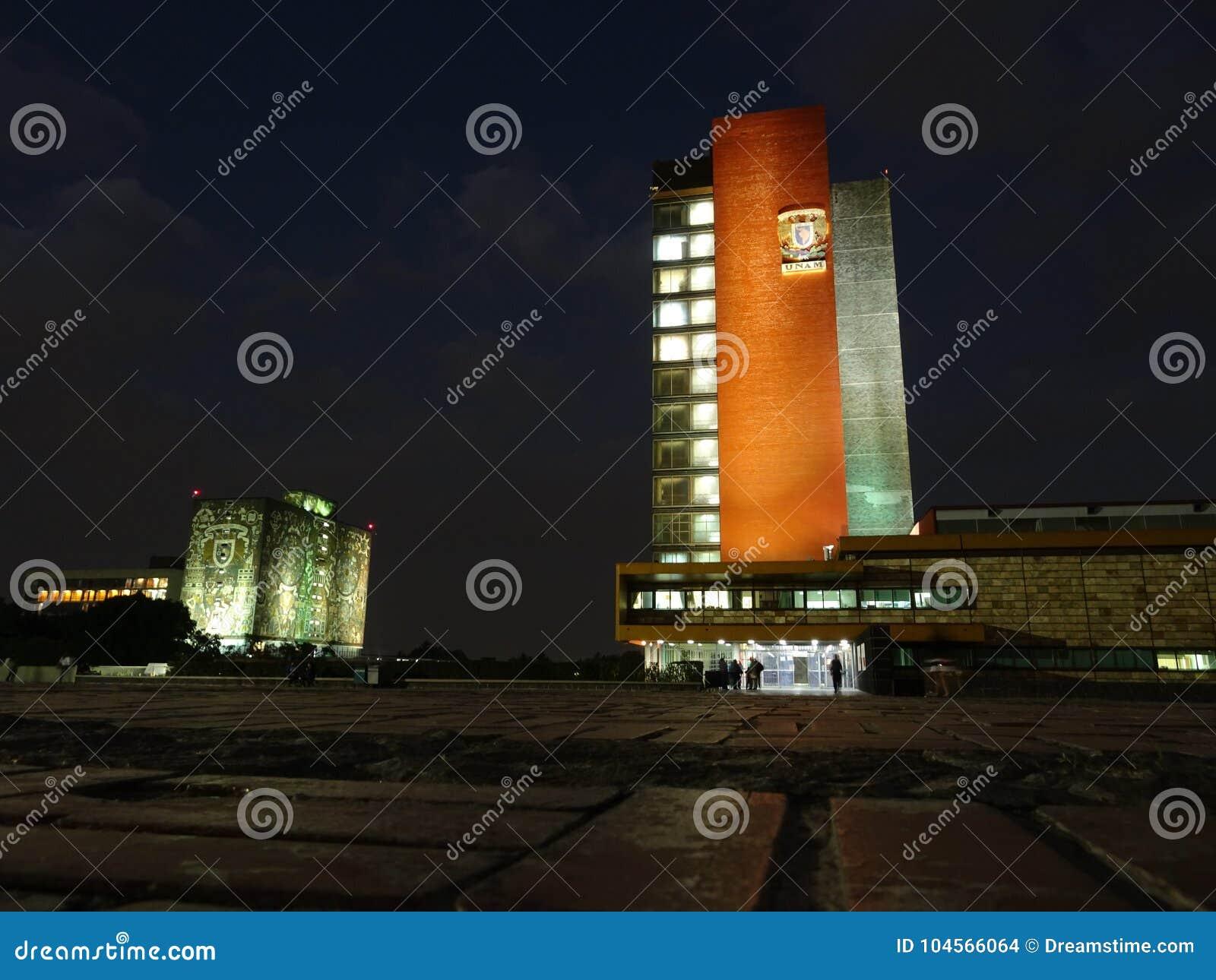 Nationale Autonomus-Universiteit van Mexico