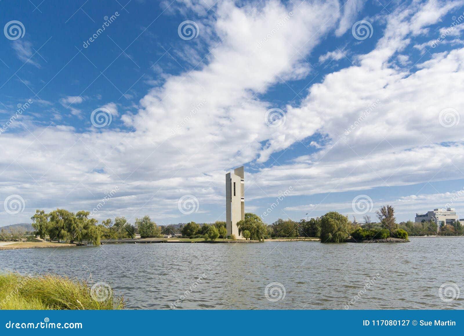 Nationale Carillonklokketoren, Canberra, Australië