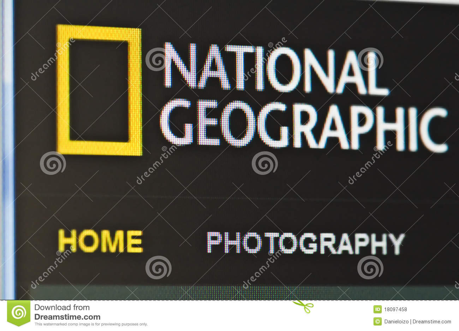 Nationale geografisch