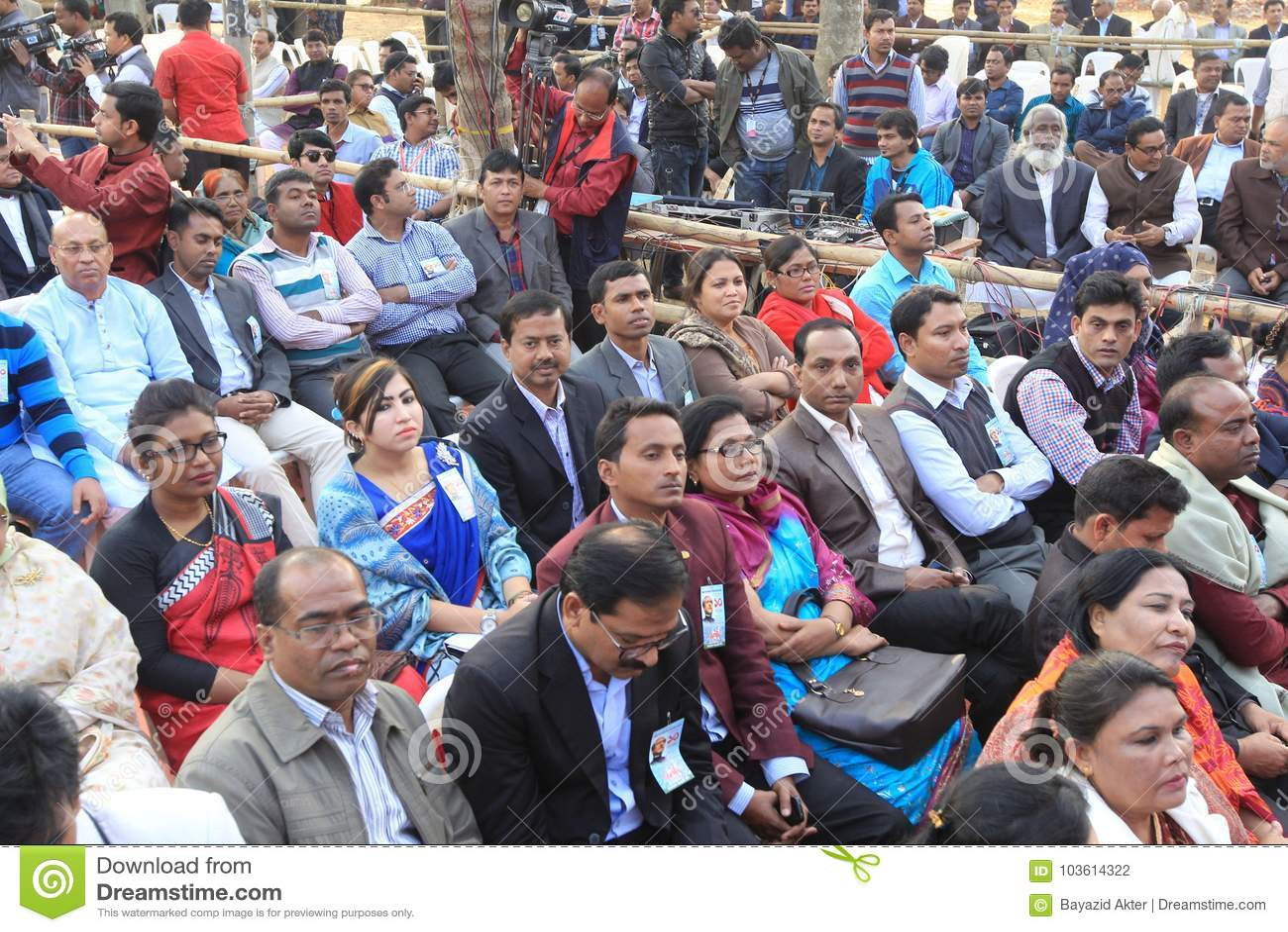 Nationale Konferenz von Liga Bangladeschs Awami