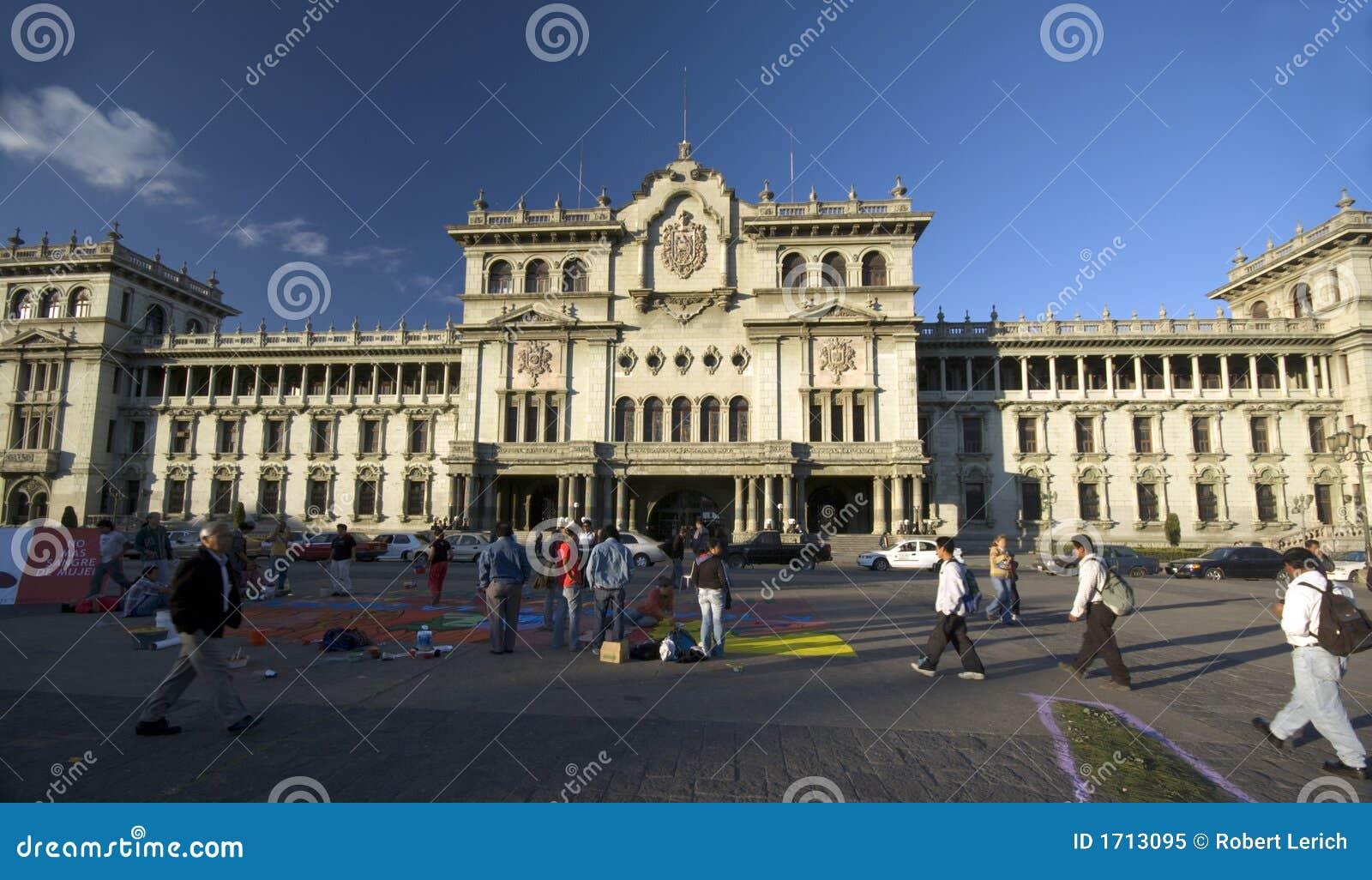 Nationaler Palast Guatemala City