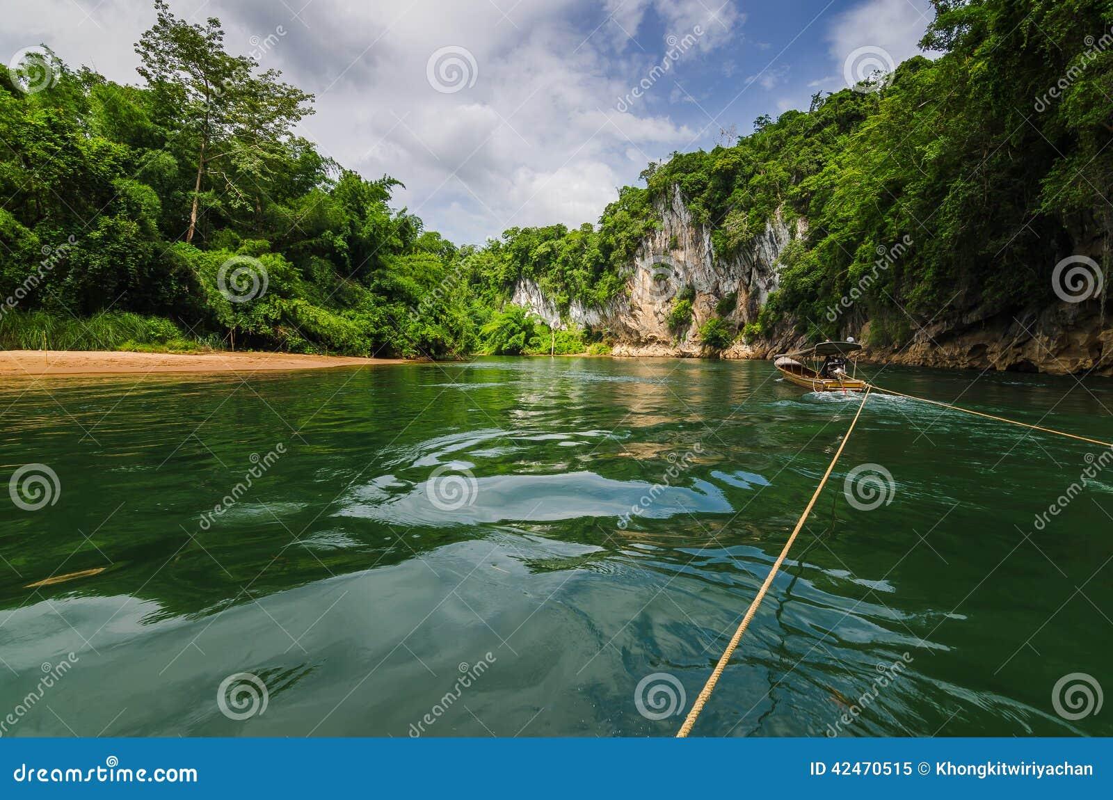 Nationalpark Saiyok Yai, Thailand