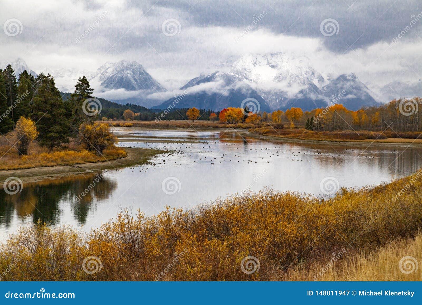 Nationalpark Teton
