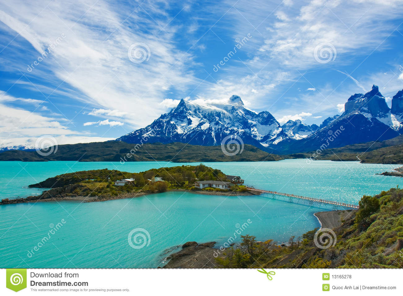 Nationalpark Torresdel Paine