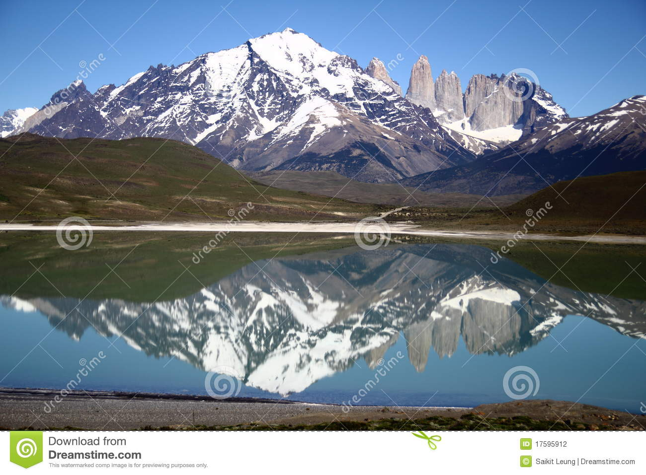 Nationalpark Torresdel Paine, Patagonia, Chile