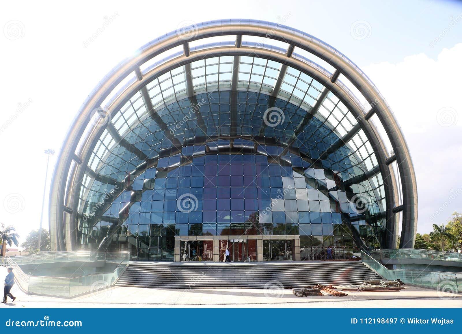 Nationell akademi för föreställningskonsten i port - av - Spanien, Trinidad och Tobago