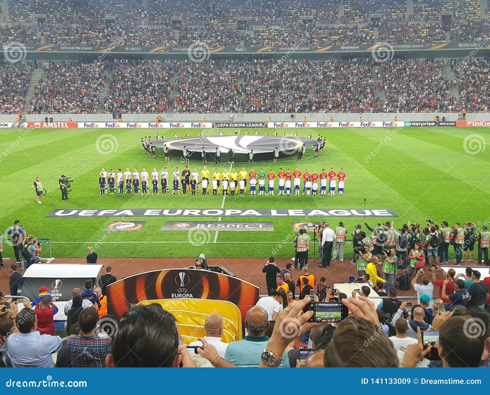 Nationell Arena Bucharest