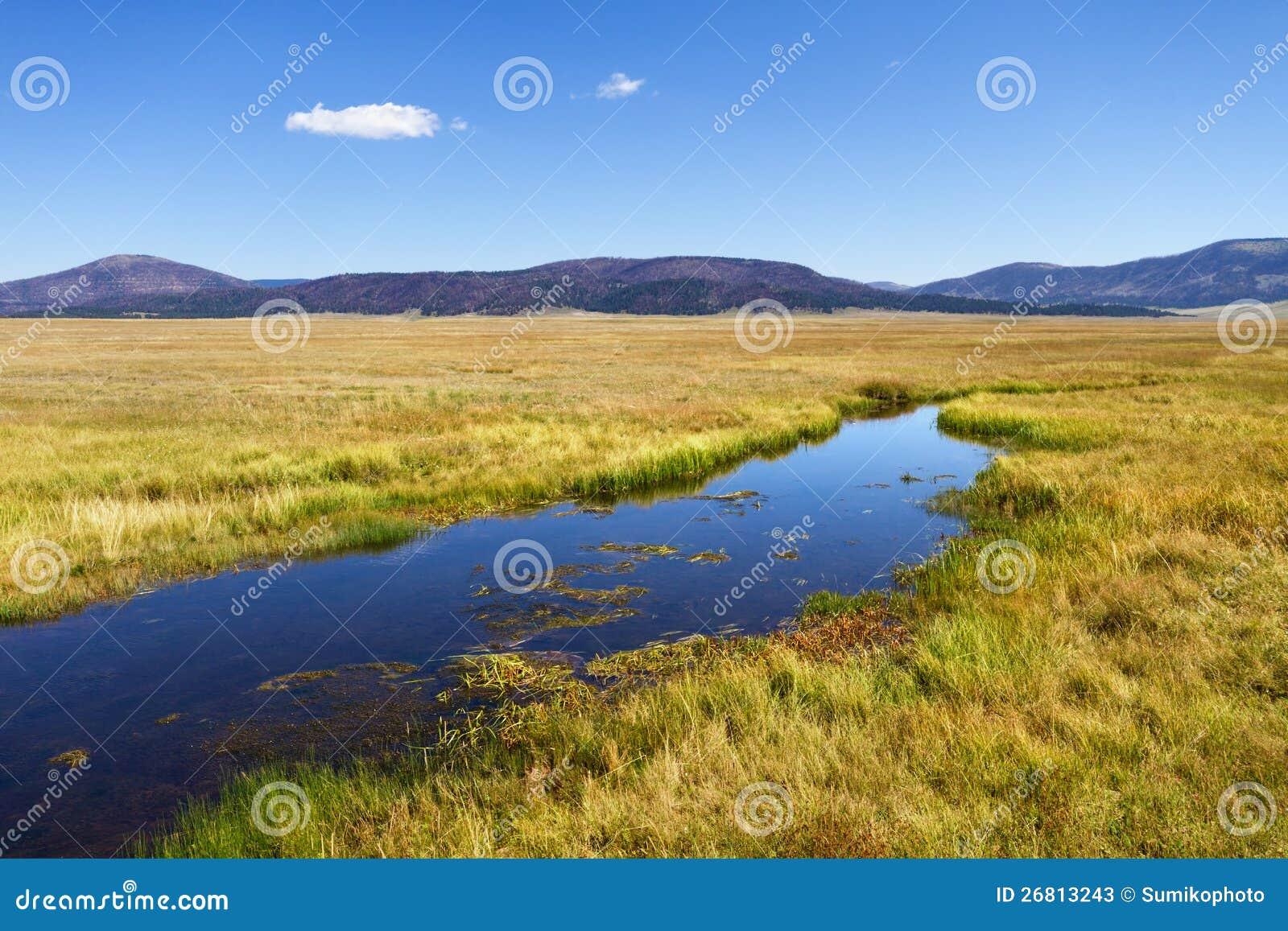 Nationell Preserve för Valles Caldera