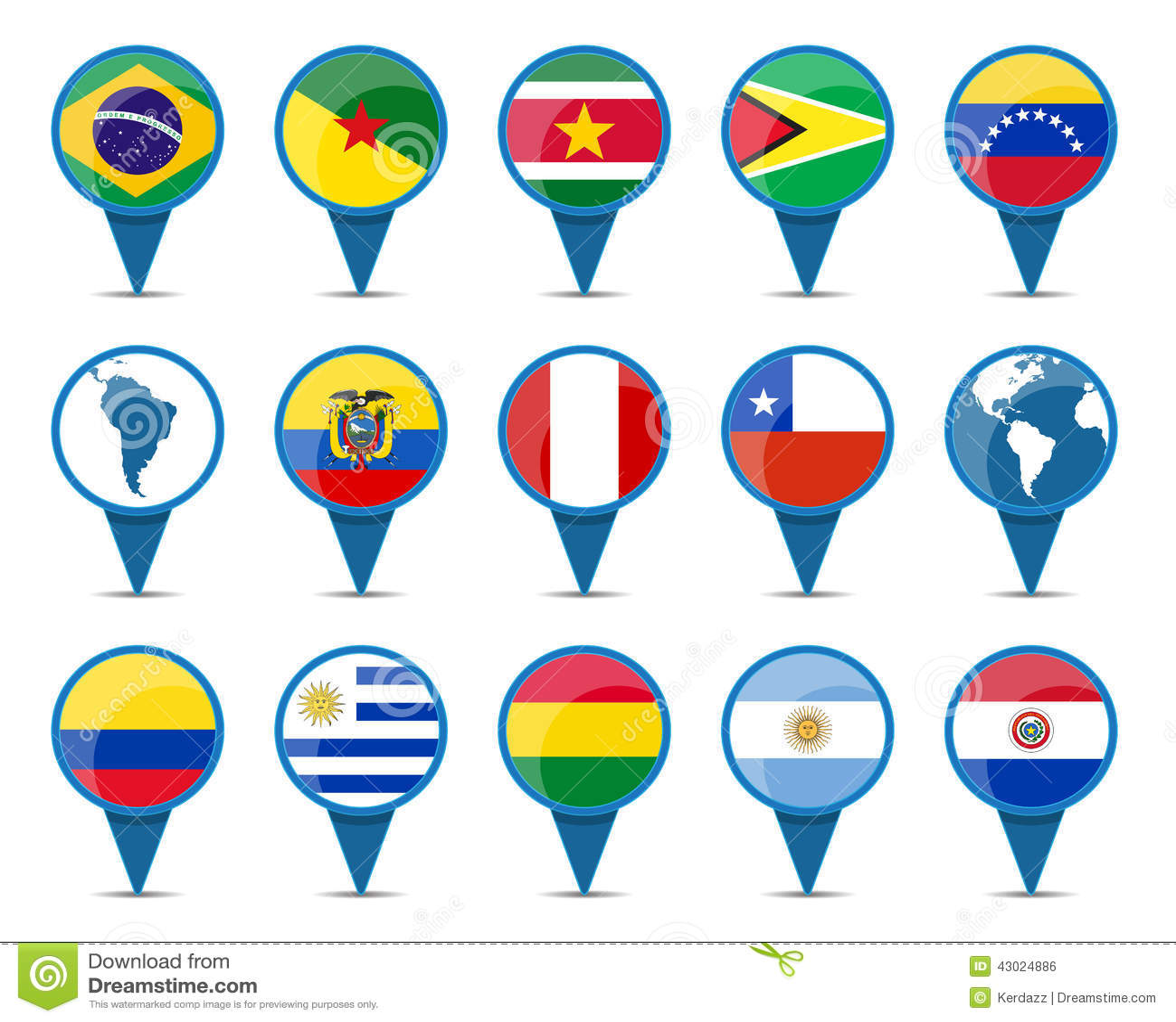 nationsflaggor