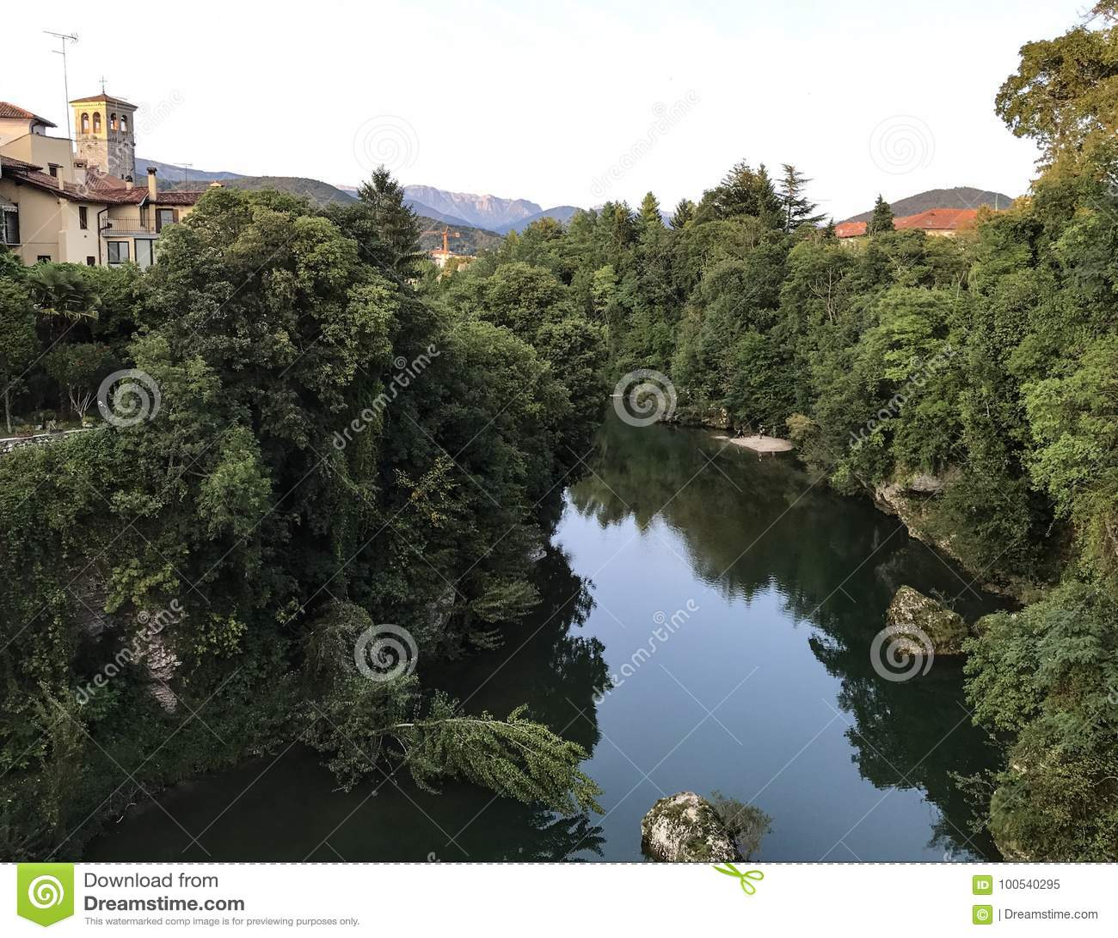 Natisone河