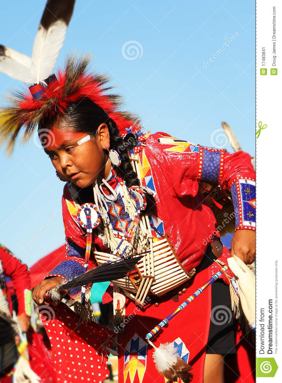 Native American Dancers Editorial Photo Image Of