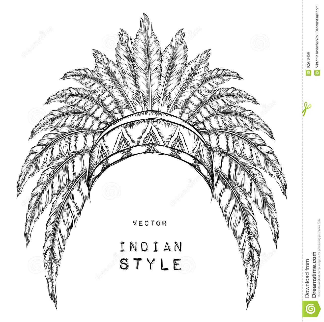 how to make an indian headdress for adults