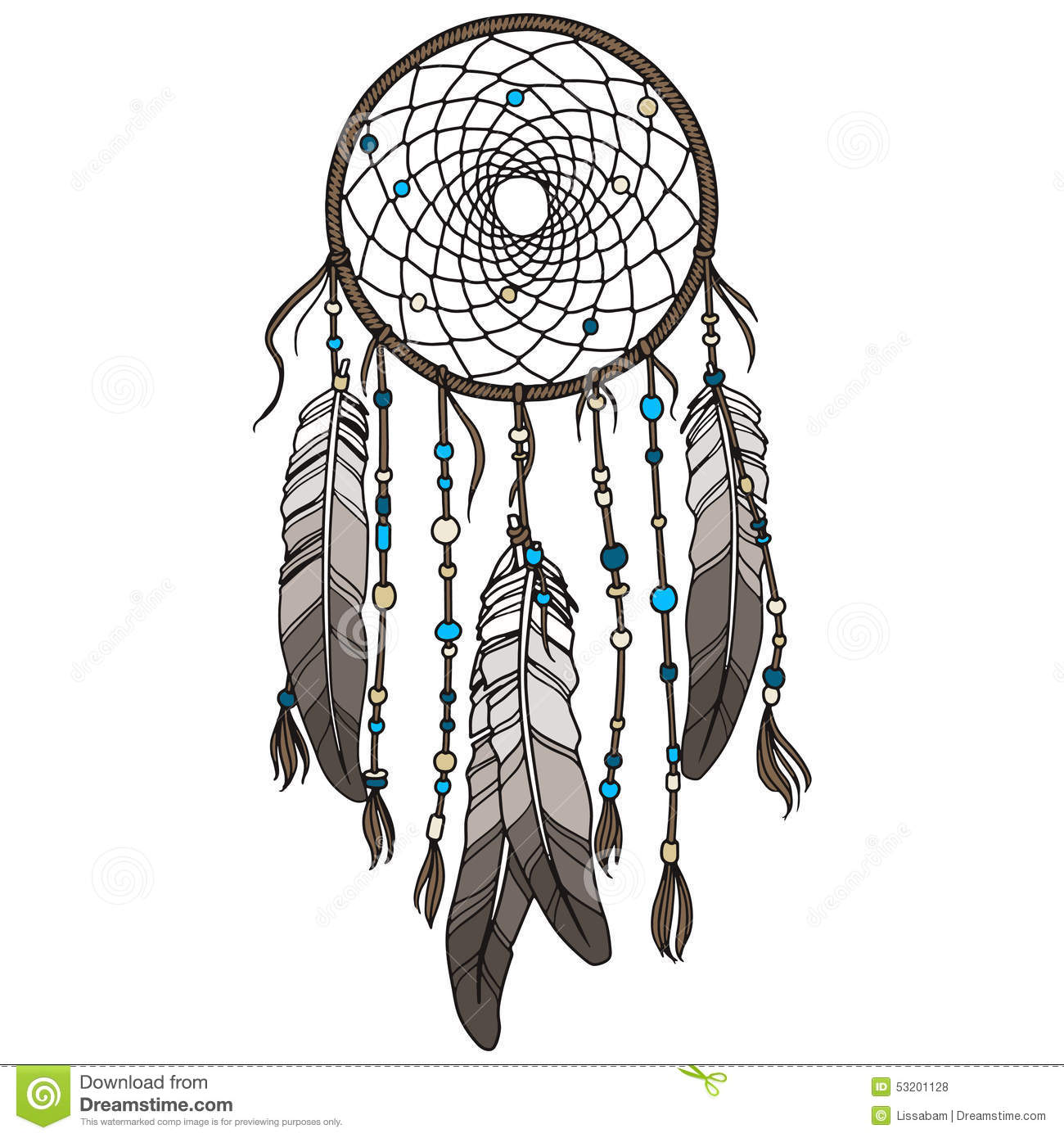 Iroquois Dream Catchers Native American Indian Dreamcatcher Illustration 40 Megapixl 33