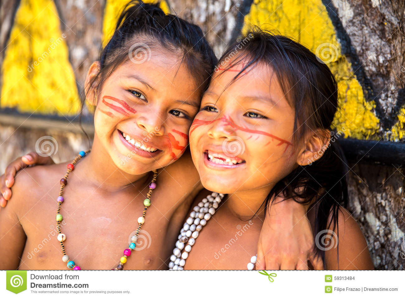 Indigenous Tribes Women 26