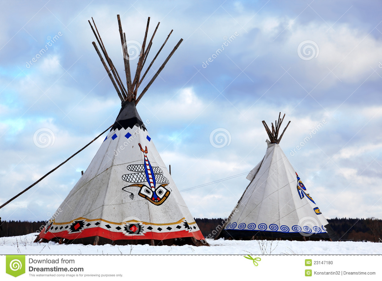 Did the Native Americans live in teepees - answerscom