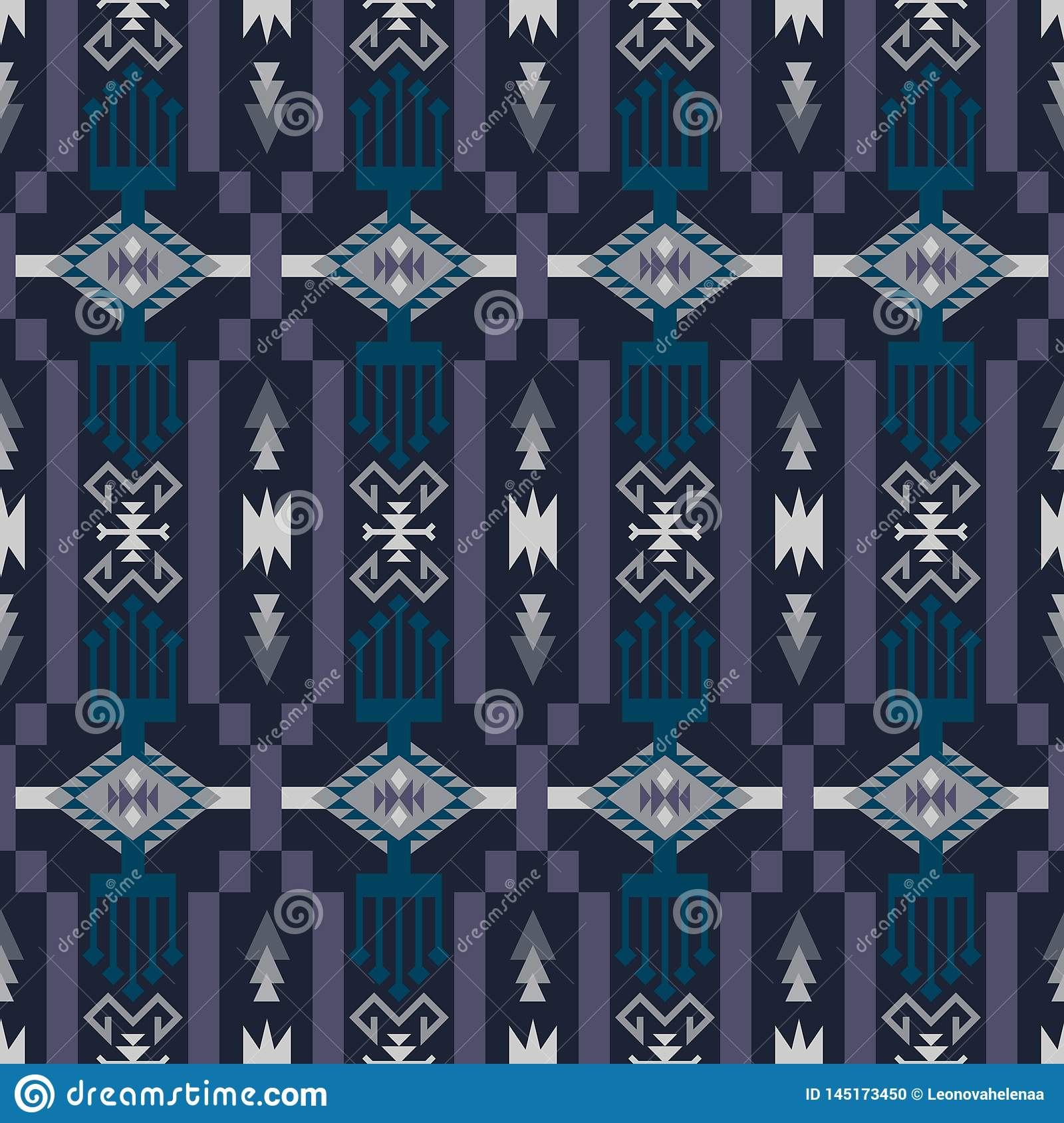 image about Native American Designs Printable referred to as Indigenous Southwest American, Indian, Aztec, Navajo Seamless