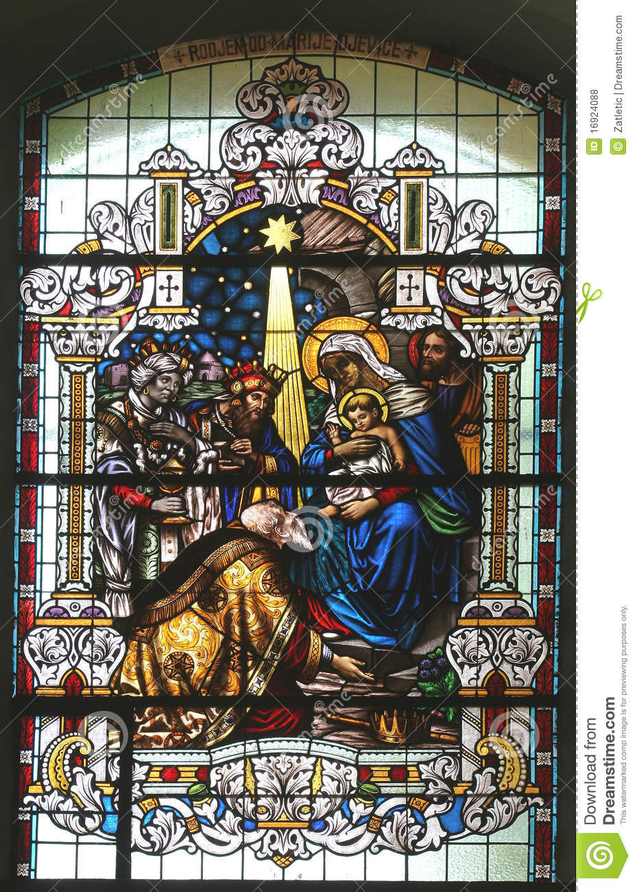 More similar stock images of ` Nativity Scene, Adoration of the Magi `
